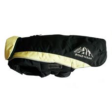 Wolters Dogzwear Skijacke Winterjacke für Hunde, 44 cm rot/schwarz