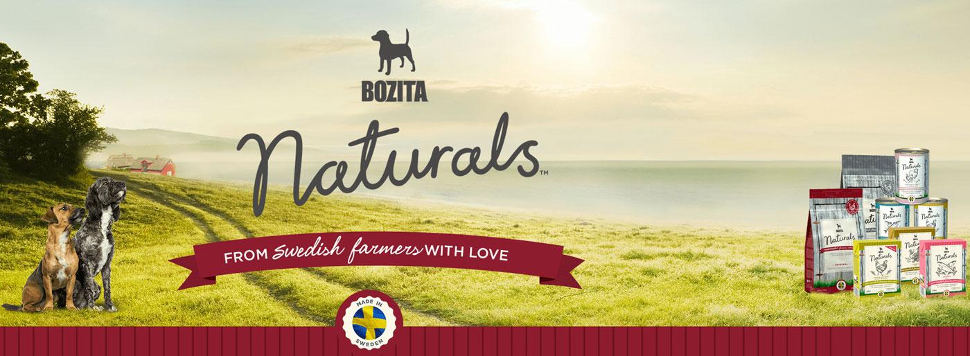 Bozita Naturals Hundefutter