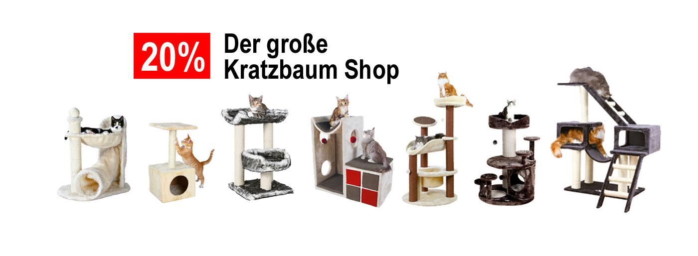 Kratzbaum Shop