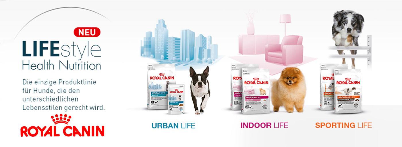 Royal Canin Lifestyle Health Nutrition Hundefutter