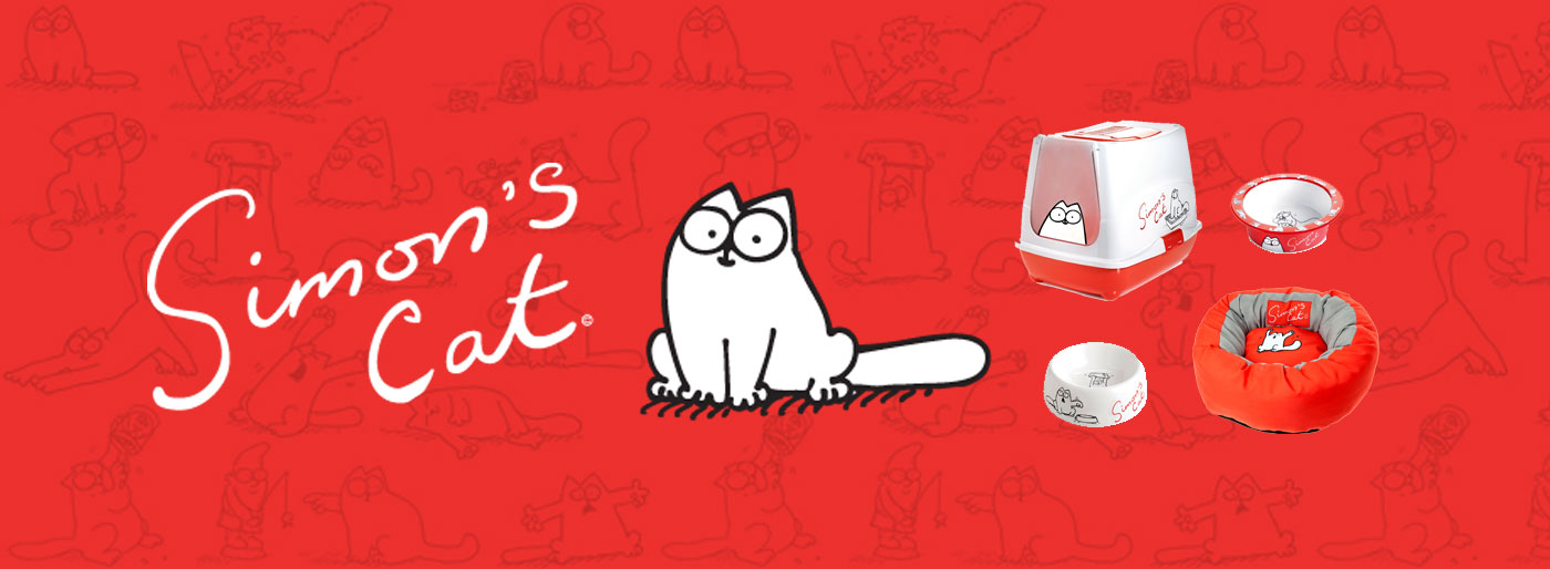 Simon's Cat Katzenzubehör