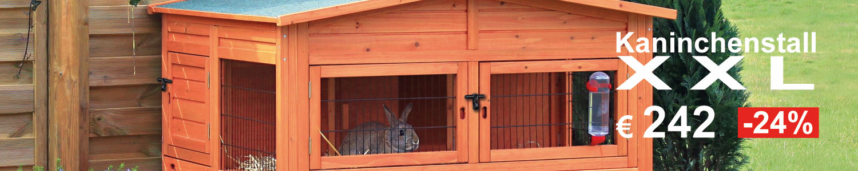 Kaninchenstall XXL