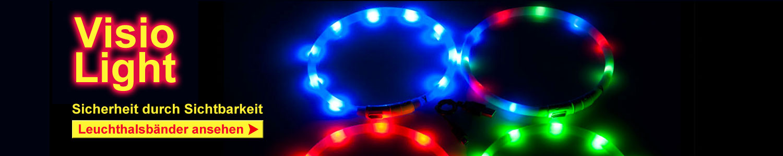 Visio Light Leuchthalsband