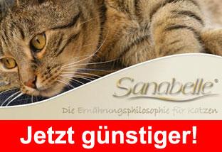 Sanabelle Katzenfutter