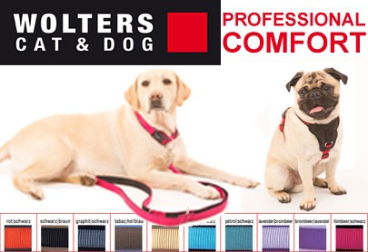 Wolters Hundeleine Professional Comfort