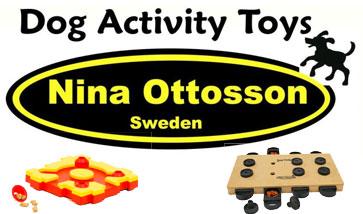 Nina Ottosson Hundespielzeug