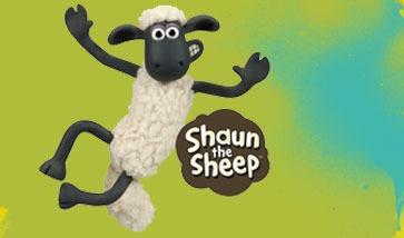 Shaun das Schaf Kollektion für Hunde