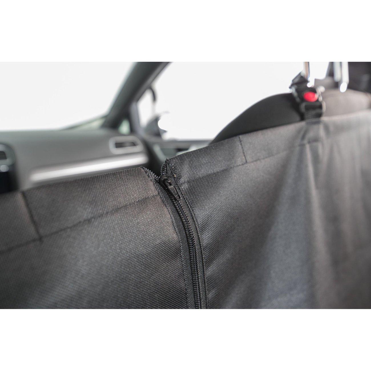 Auto Hundedecke mit Seitenteilen für Rücksitz Bild 7