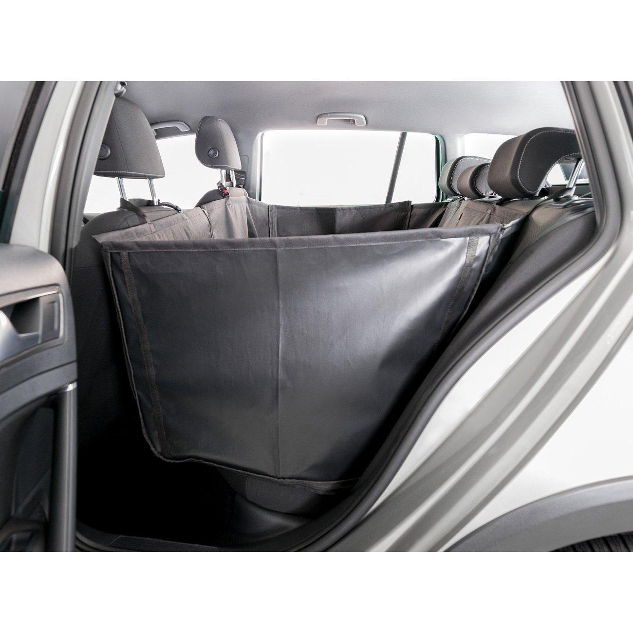 Auto Hundedecke mit Seitenteilen für Rücksitz Bild 8