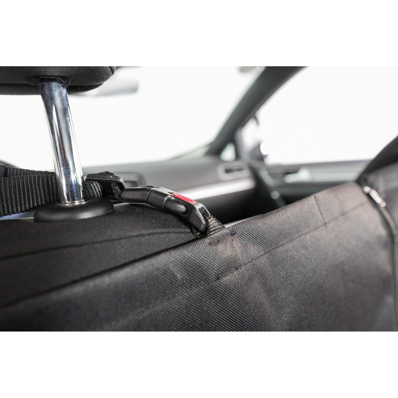 Auto Hundedecke mit Seitenteilen für Rücksitz Bild 11