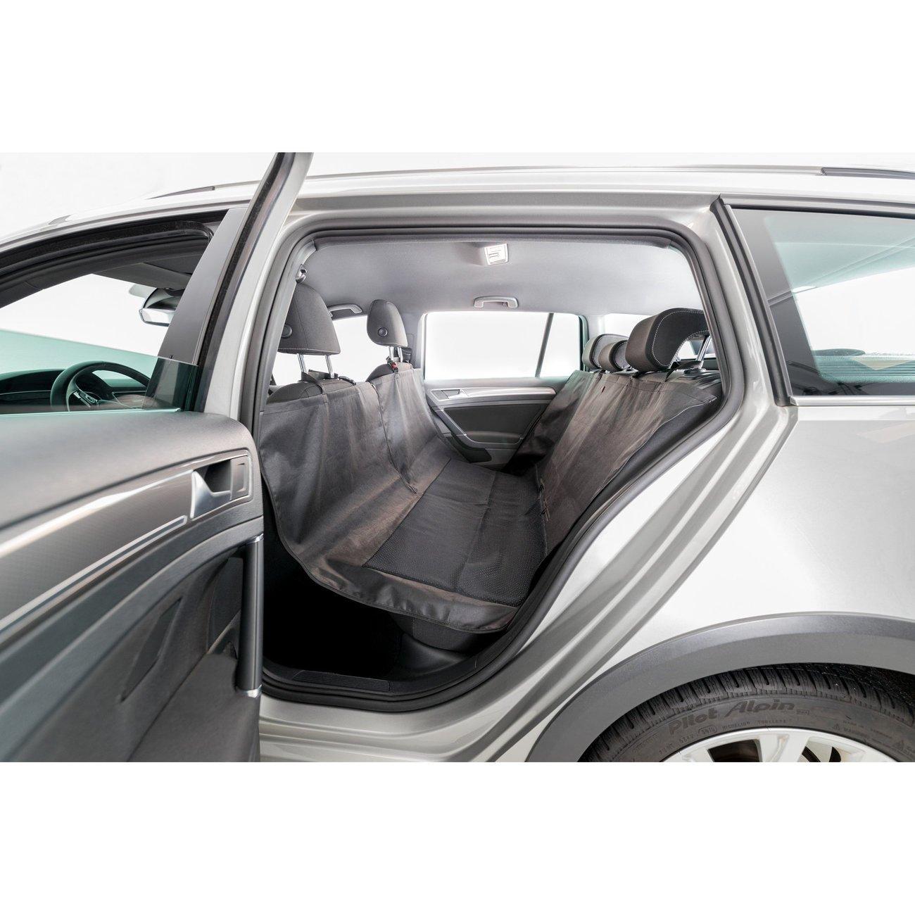 Auto Hundedecke mit Seitenteilen für Rücksitz Bild 15