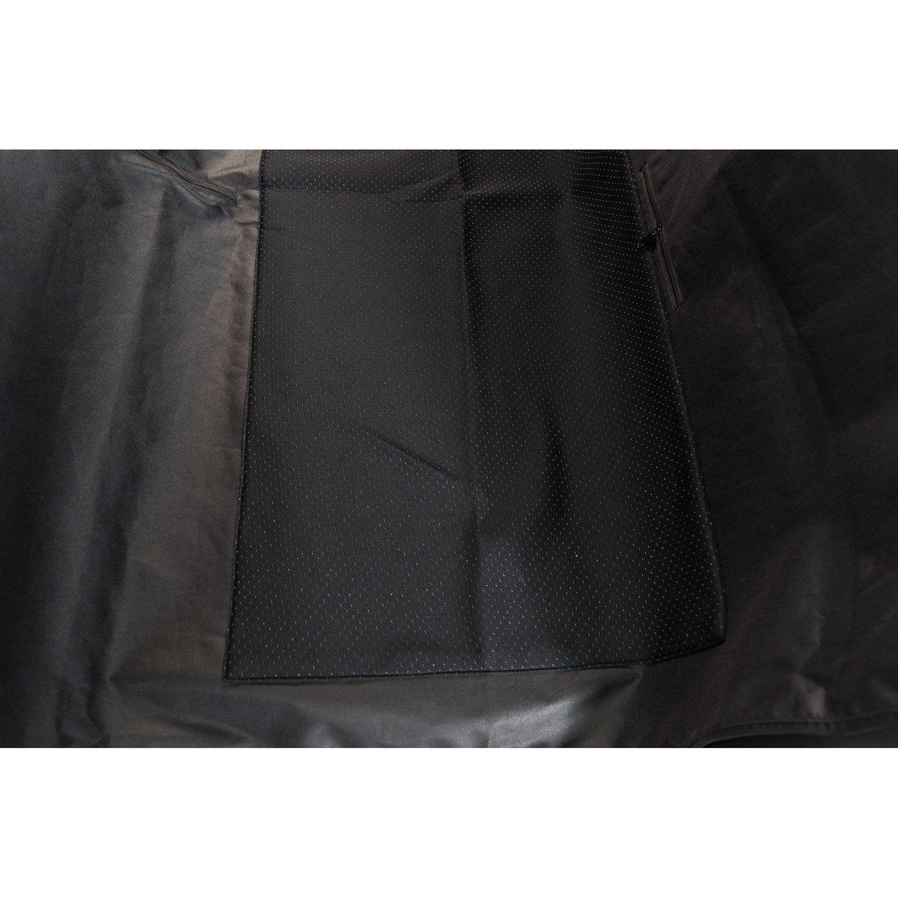 Auto Hundedecke mit Seitenteilen für Rücksitz Bild 16