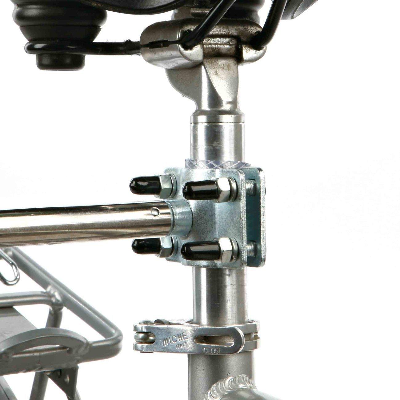 Biker-Set Hunde Abstandhalter für Fahrräder Bild 4