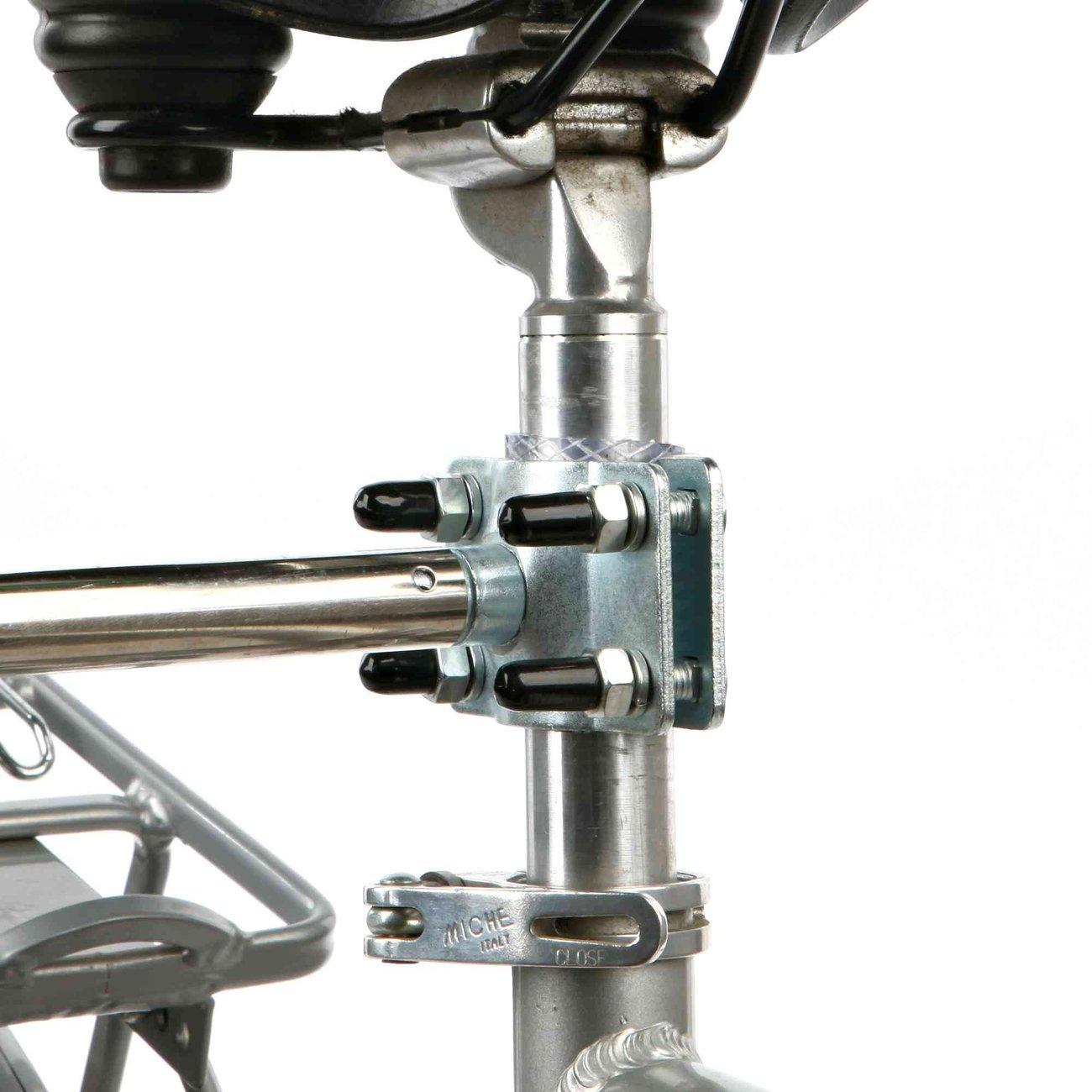 Biker-Set Hunde Abstandhalter für Fahrräder Bild 23