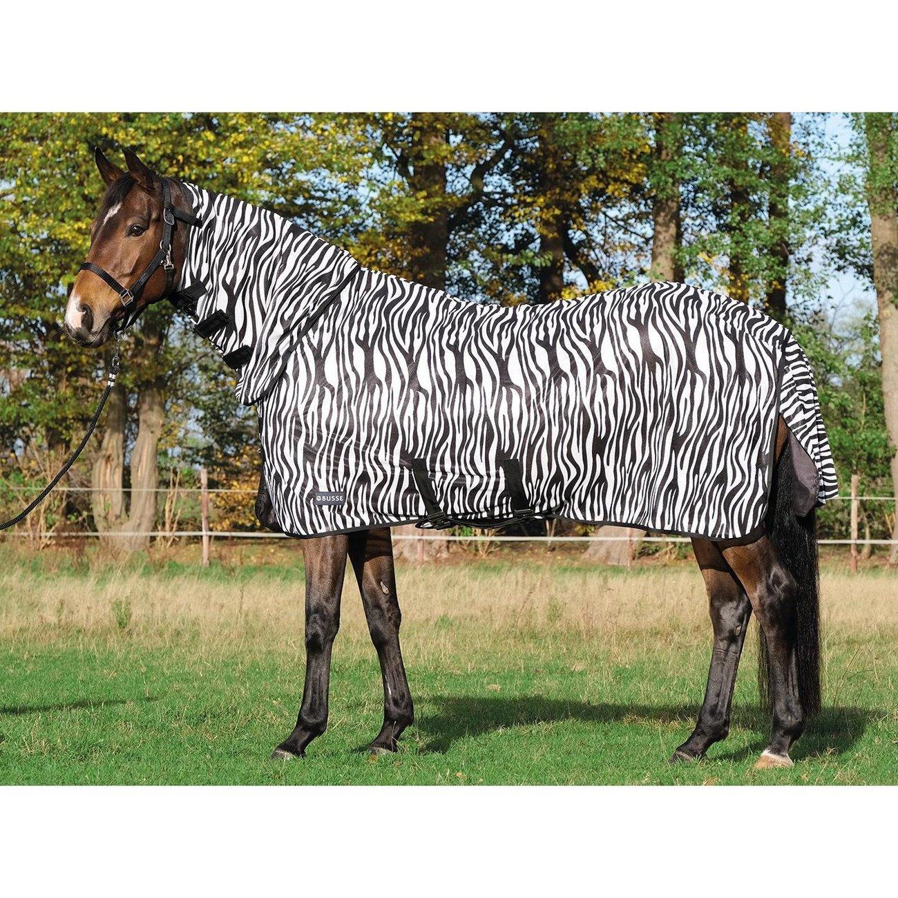 Paddock Fliegendecke Comfort Pro Zebra Bild 3