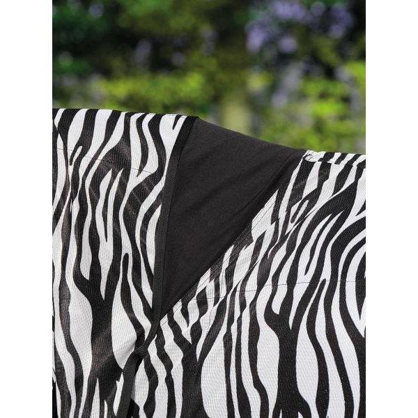 Paddock Fliegendecke Comfort Pro Zebra Bild 4