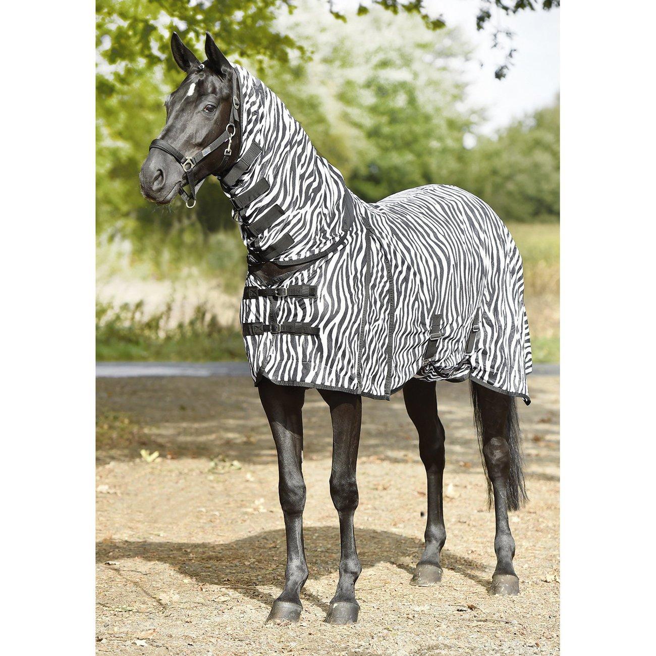 BUSSE Paddock Fliegendecke Comfort Zebra Bild 1