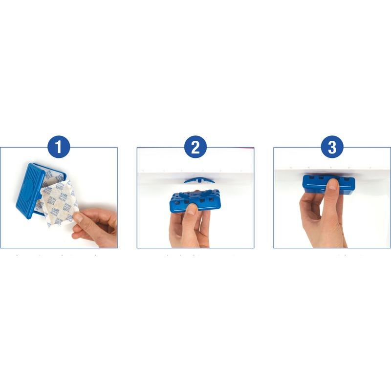 Catit Magic Blue Geruchsfilter für Katzentoilette Bild 3