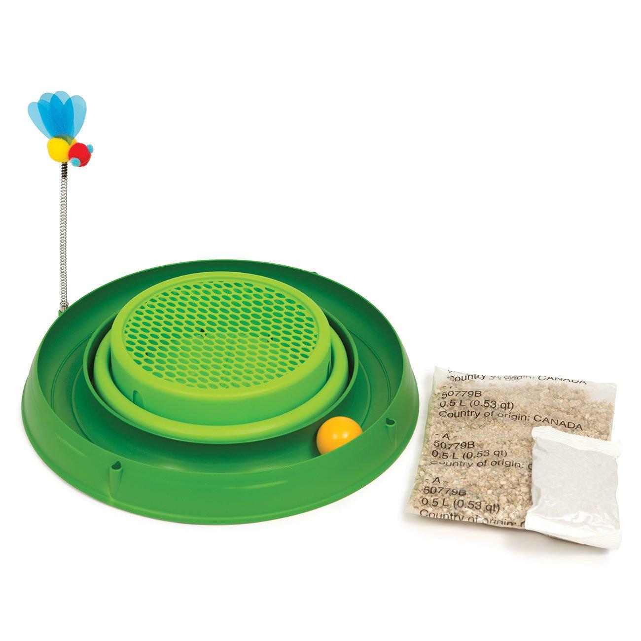 Catit Play-n-Scratch mit Biene 3in1 Bild 7