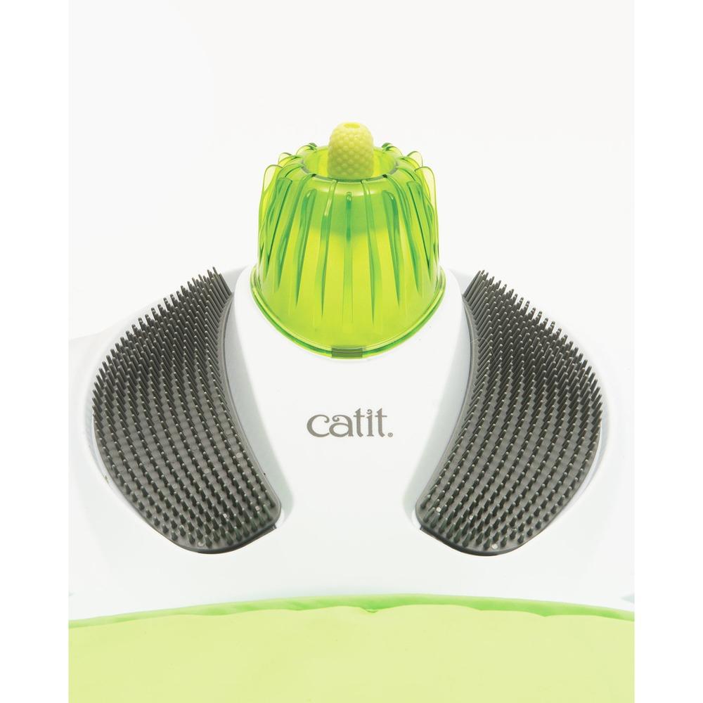 catit Senses 2.0 Gum Zahnpflege Massagestab für Wellness Center Bild 2