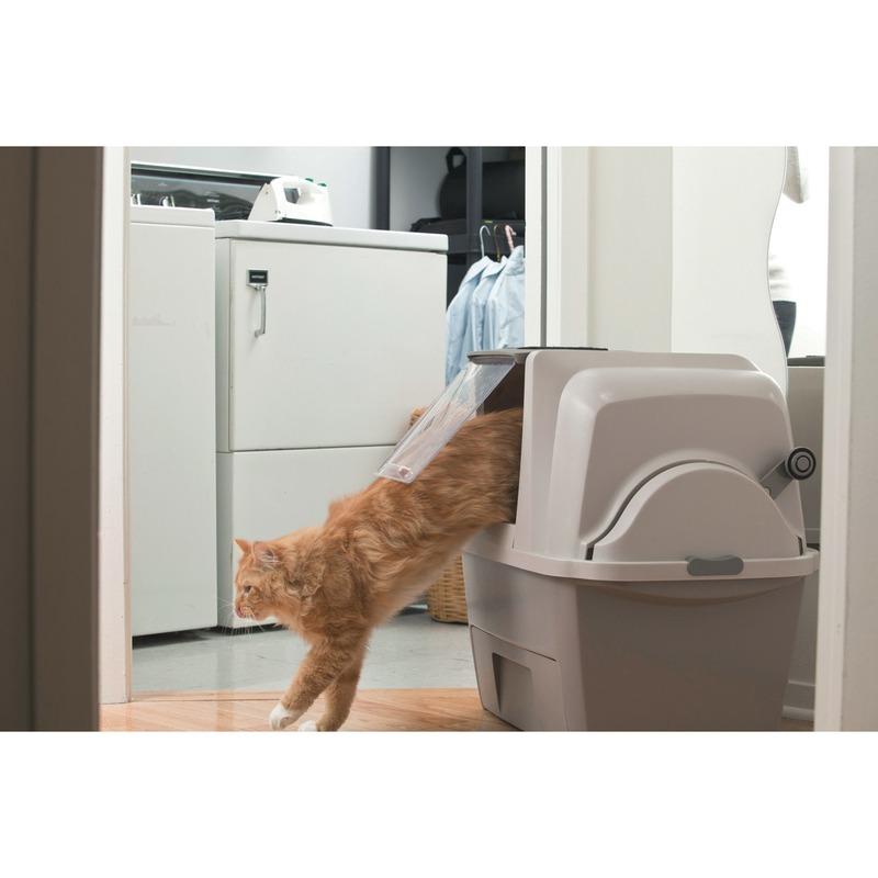 Catit Smart Sift selbstreinigende Katzentoilette Bild 5