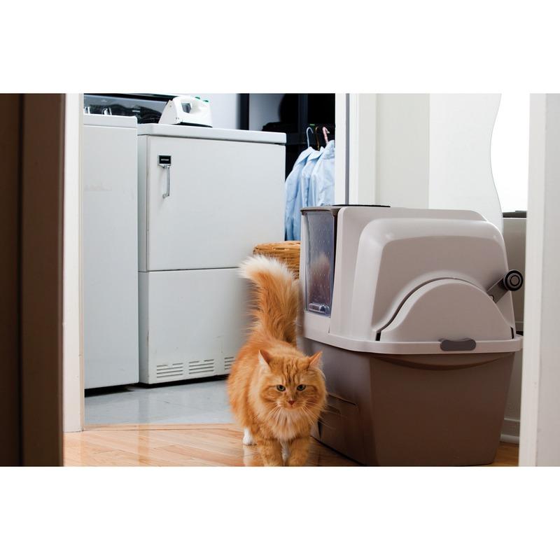 Catit Smart Sift selbstreinigende Katzentoilette Bild 6