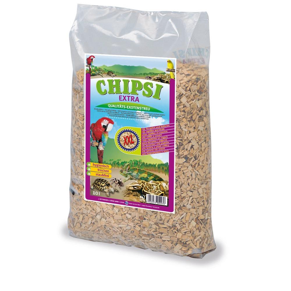 Chipsi Extra Buchenspan Exotenstreu Bild 3
