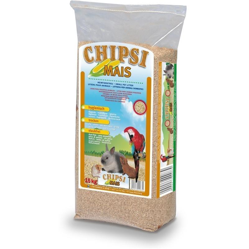 Chipsi Mais Einstreu Bild 2