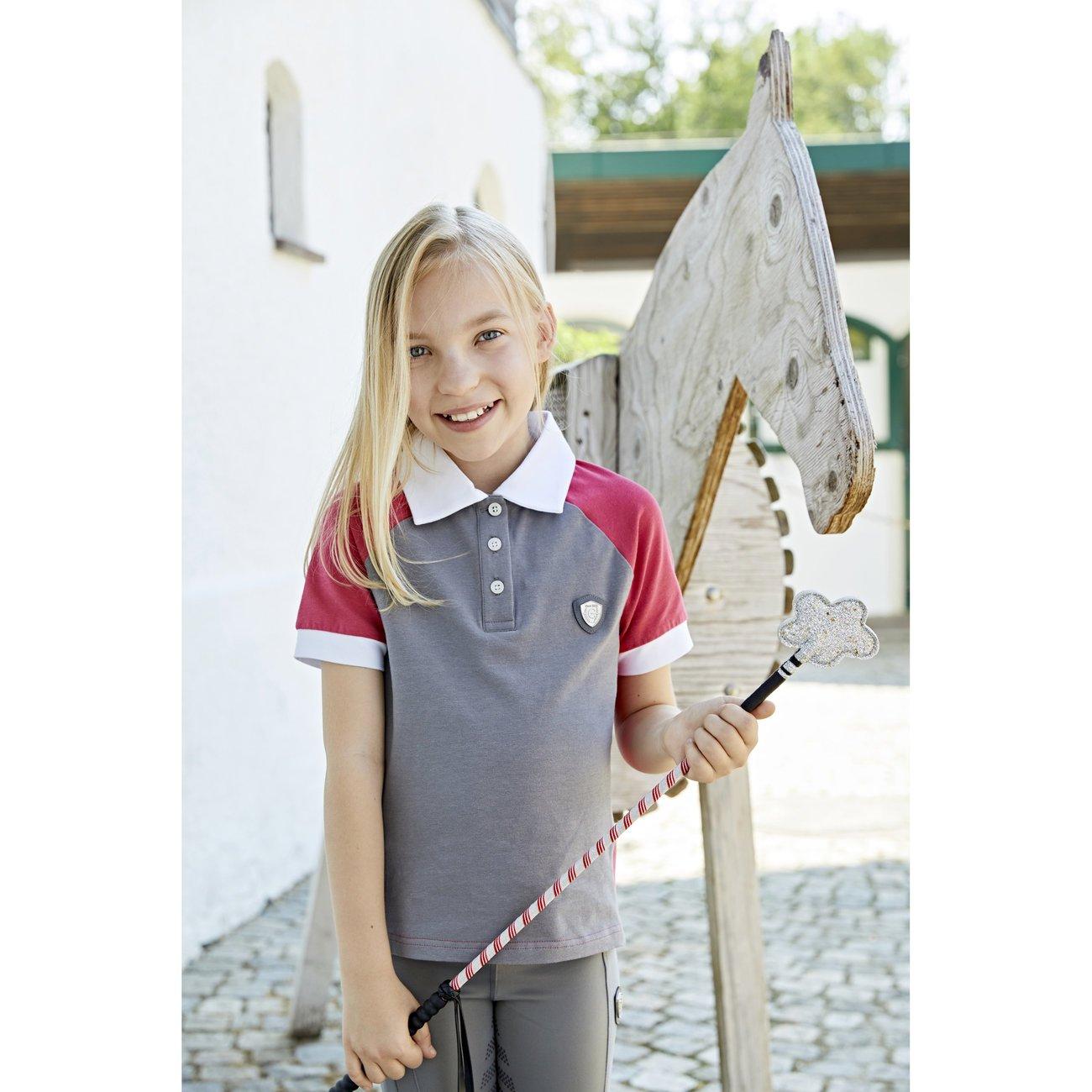 Covalliero Polo Shirt Praffo für Kinder Bild 2