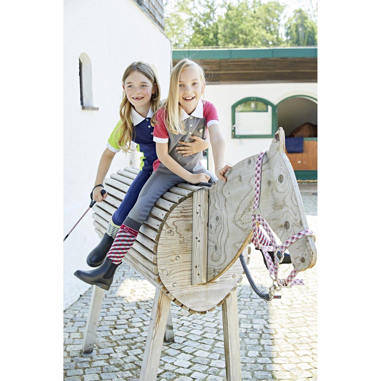 Covalliero Polo Shirt Praffo für Kinder Bild 4