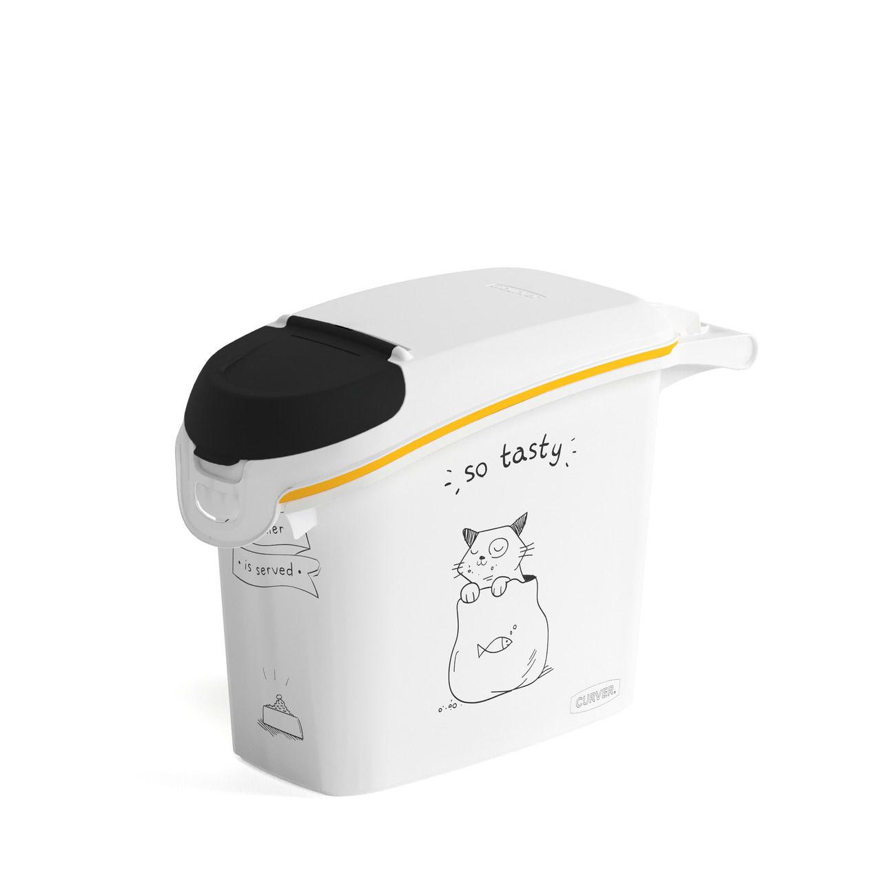 Curver Katzenfutter-Behälter Dinner Is Served Bild 7