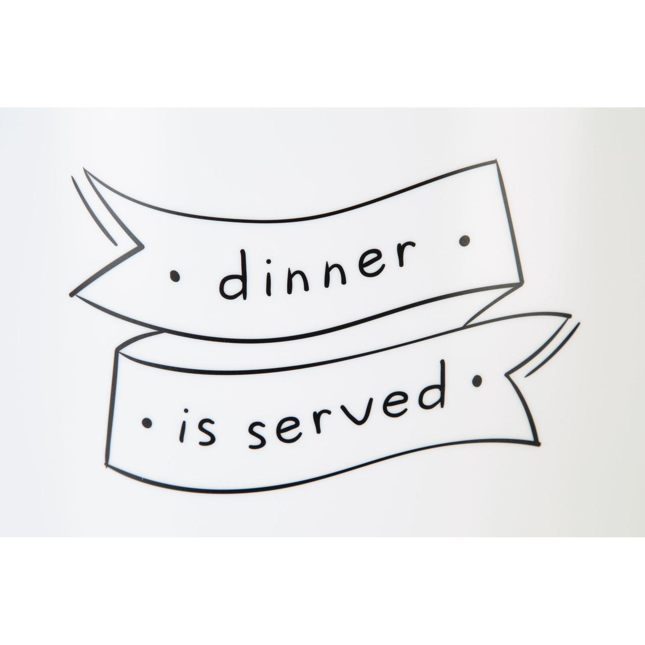 Curver Katzenfutter-Behälter Dinner Is Served Bild 9
