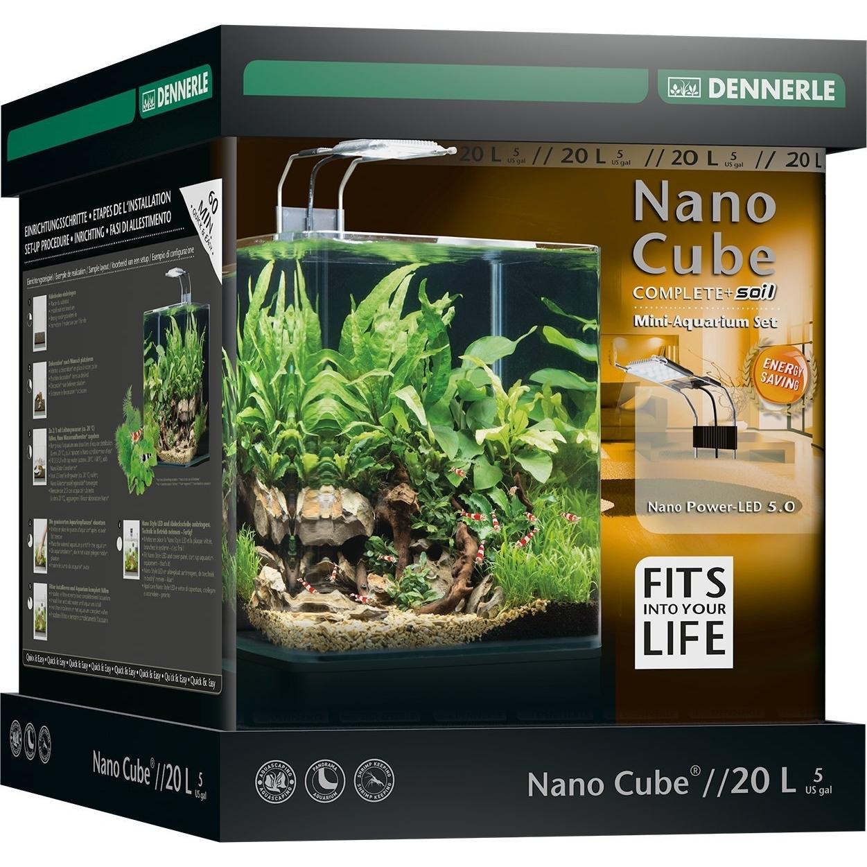 Dennerle NanoCube Complete+ SOIL PowerLED 5.0 Bild 4