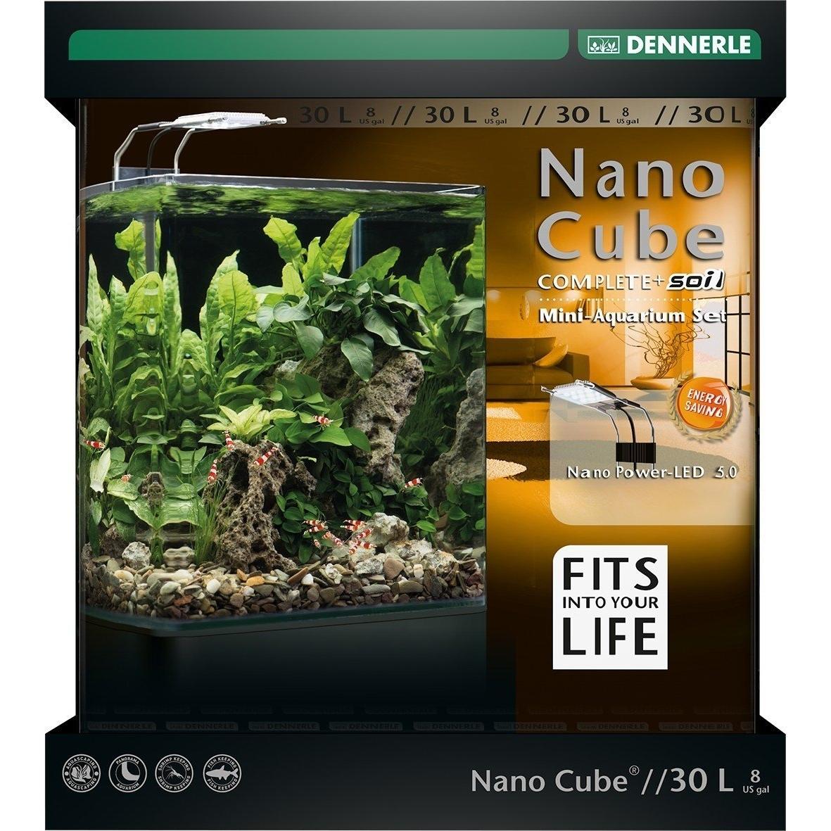 Dennerle NanoCube Complete+ SOIL PowerLED 5.0 Bild 5