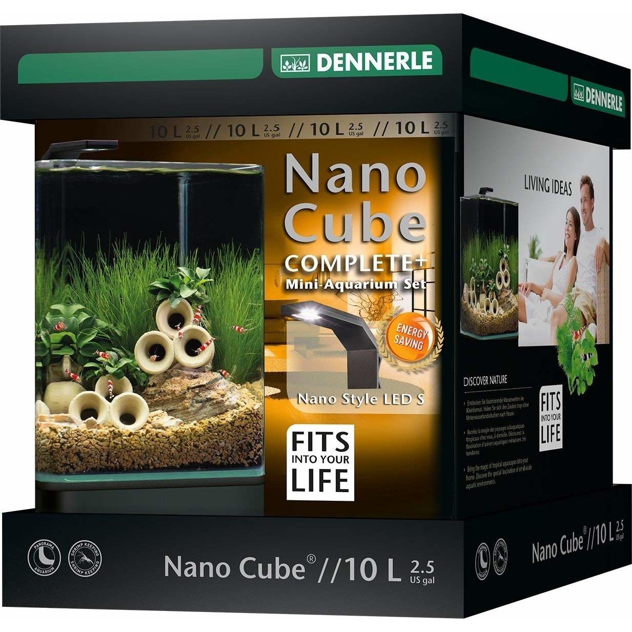 Dennerle NanoCube Complete+ Style LED Bild 2