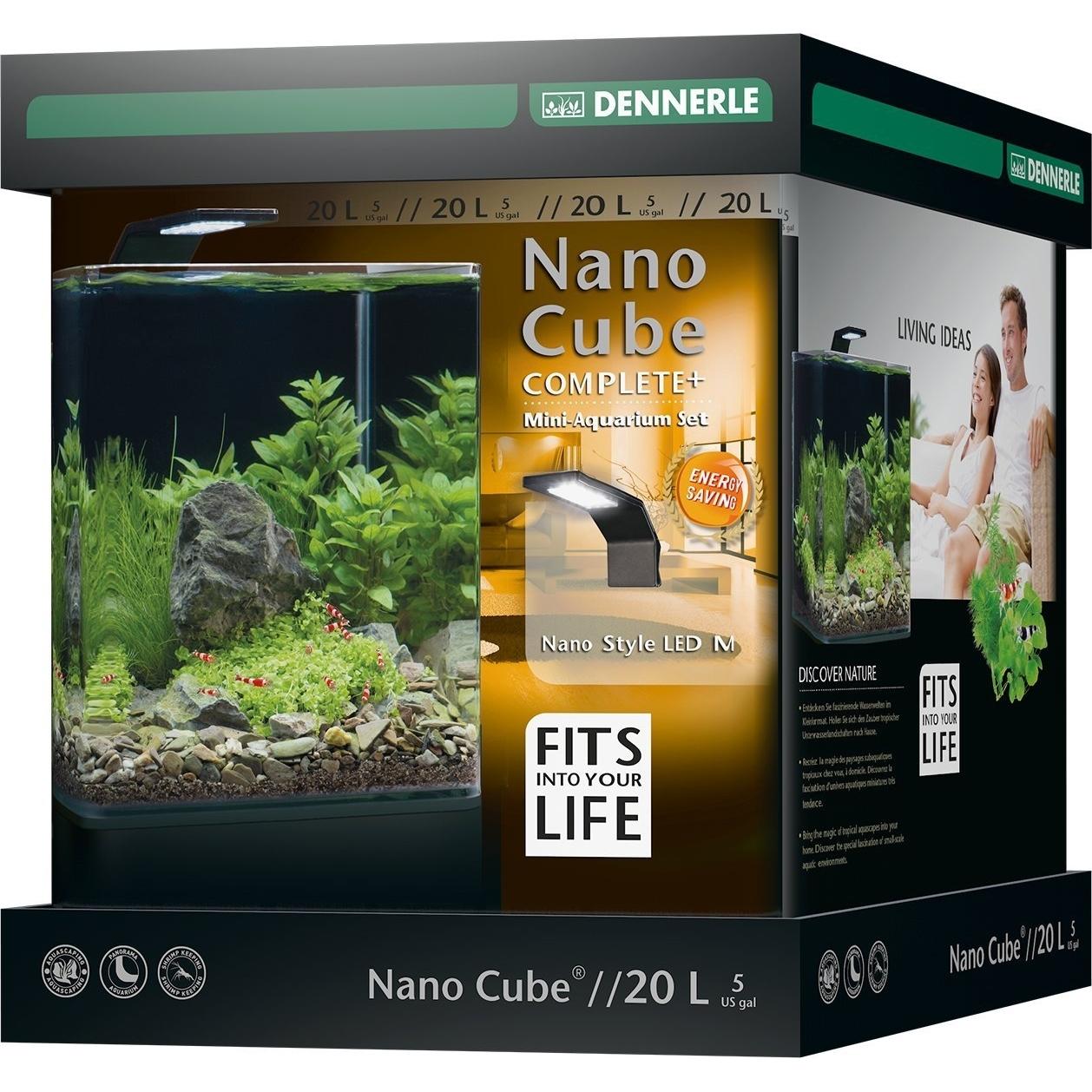 Dennerle NanoCube Complete+ Style LED Bild 5