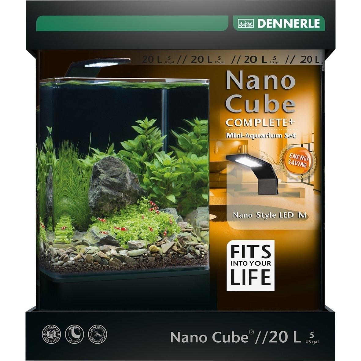 Dennerle NanoCube Complete+ Style LED Bild 6