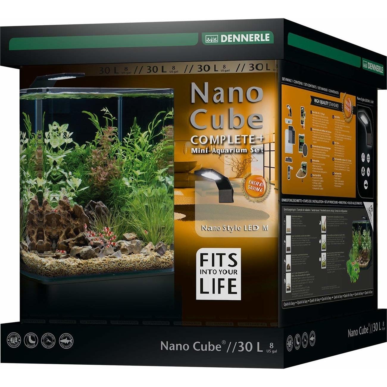 Dennerle NanoCube Complete+ Style LED Bild 7