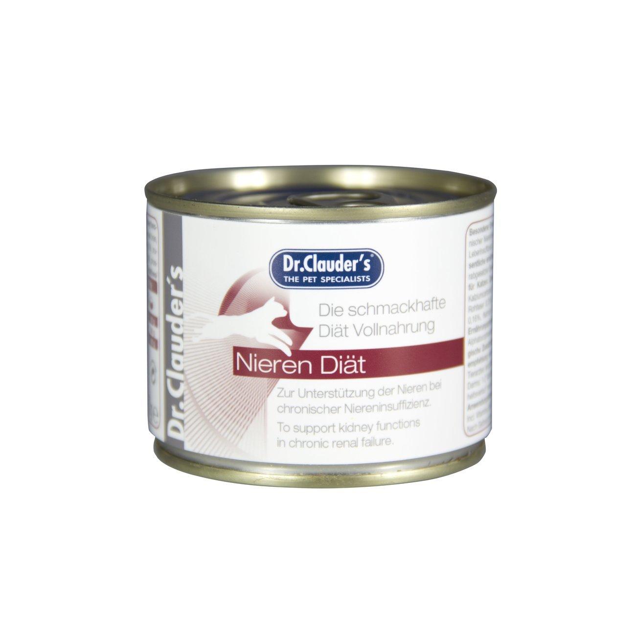 Dr. Clauders High Premium Diät Katzenfutter Dose Bild 4