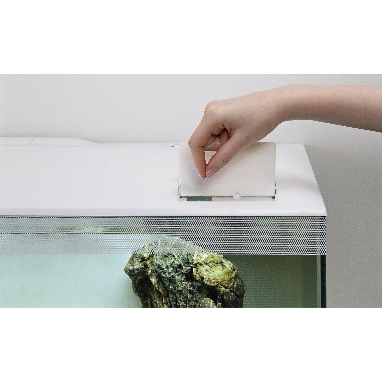 Fluval Flex 123 Liter Aquarium Bild 11