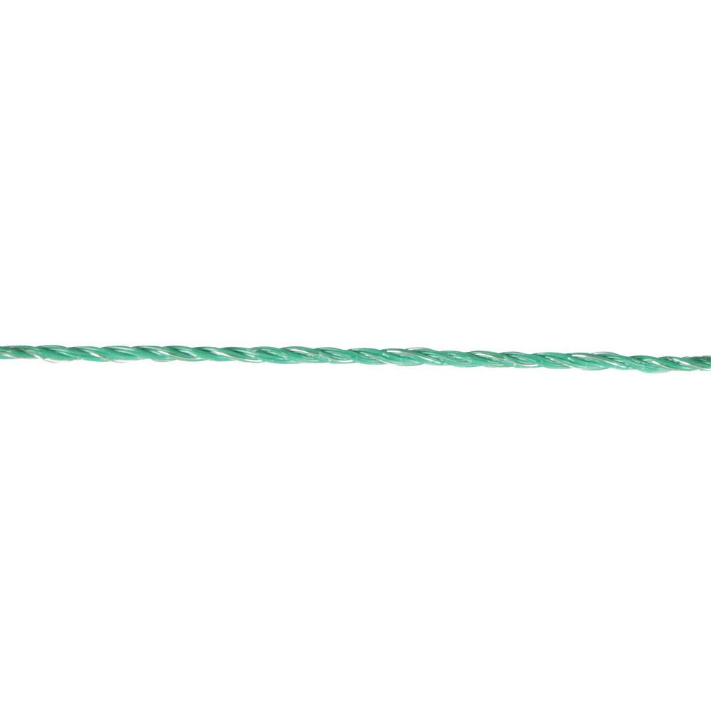 Geflügelnetz PoultryNet grün elektrifizierbar Bild 10
