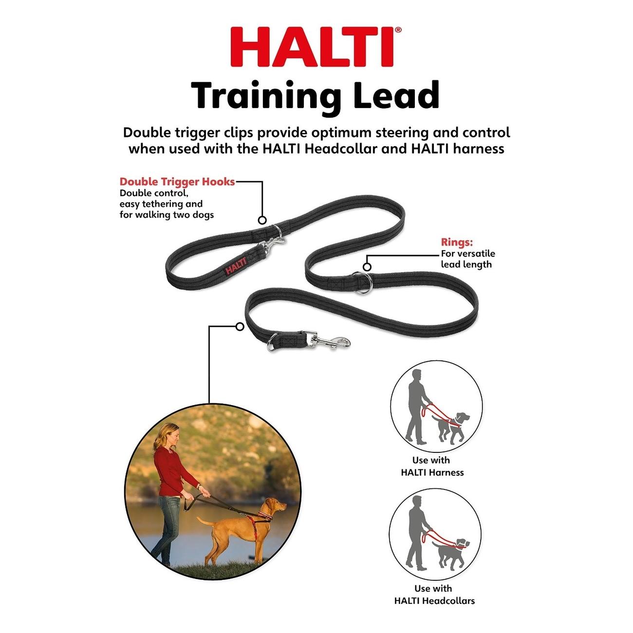 Halti Leine Training Lead Bild 2