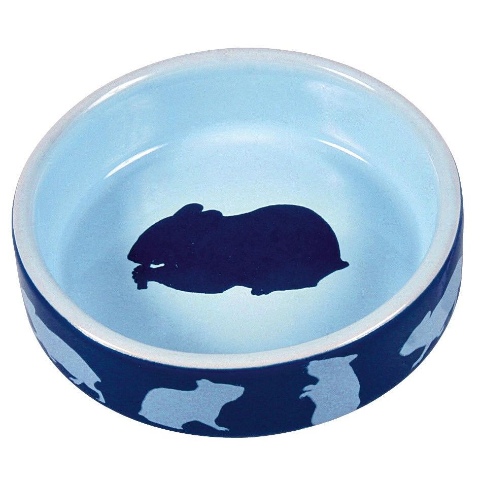 Hamsternapf aus Keramik mit Motiv Bild 3