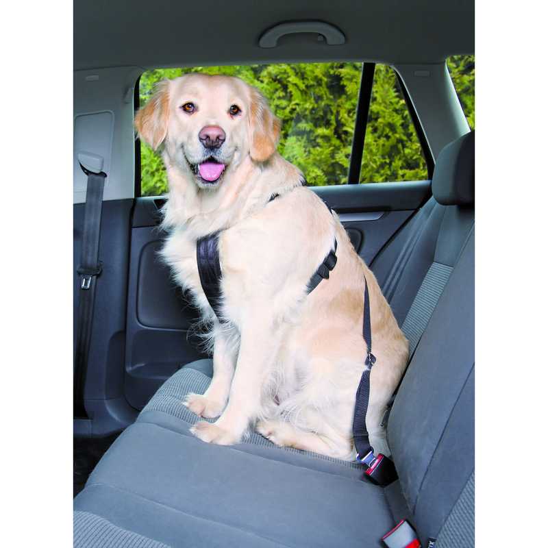 Hunde Sicherheitsgurt Sicherheitsgeschirr für das Auto Bild 3