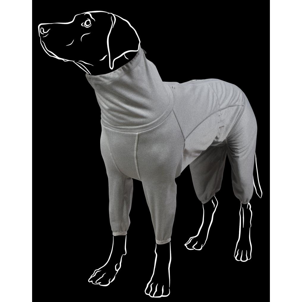 Hurtta Body Warmer Overall für Hunde Bild 5