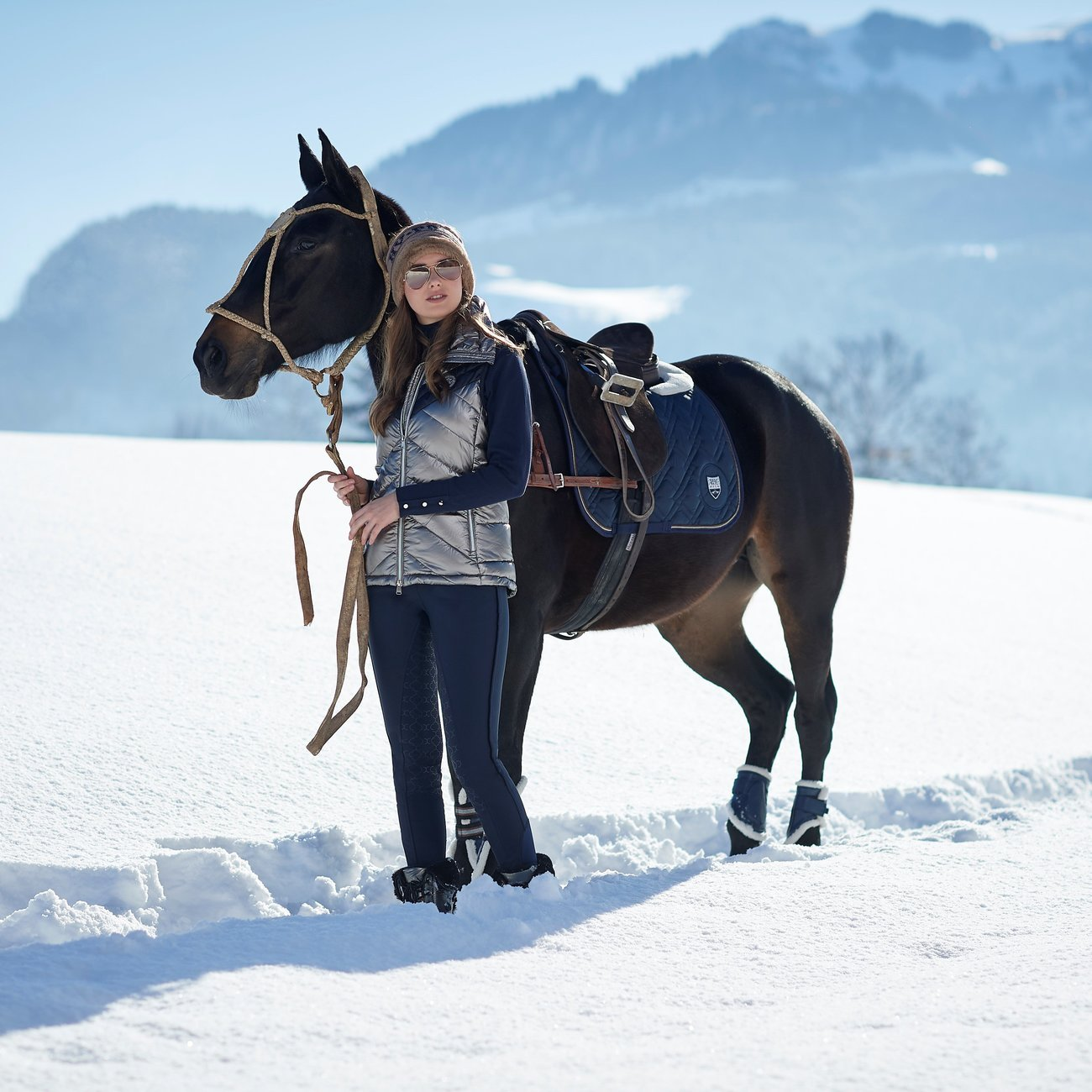 Bodywarmer Juniper für Reiter Bild 2