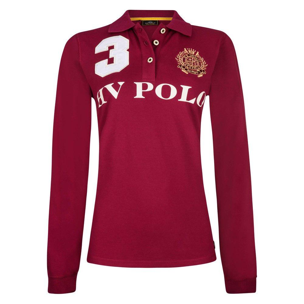 Poloshirt Favouritas Eques lange Ärmel Bild 3