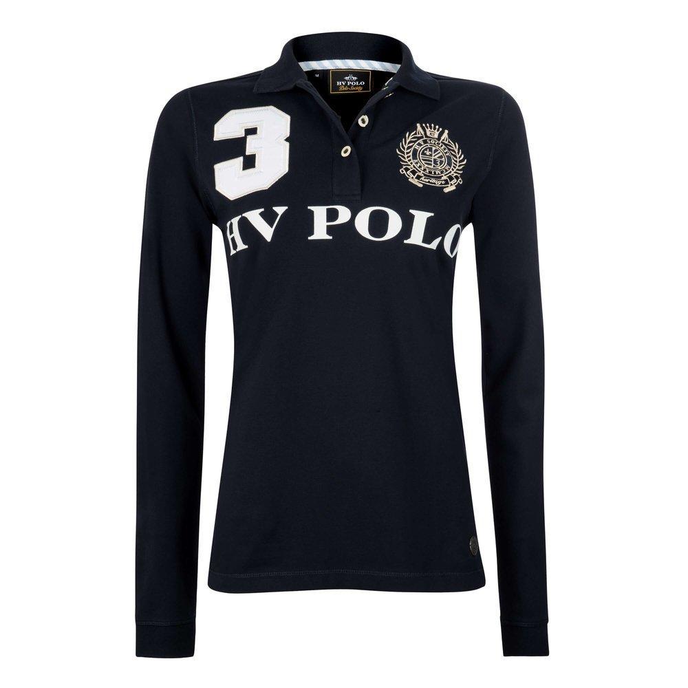 Poloshirt Favouritas Eques lange Ärmel Bild 5