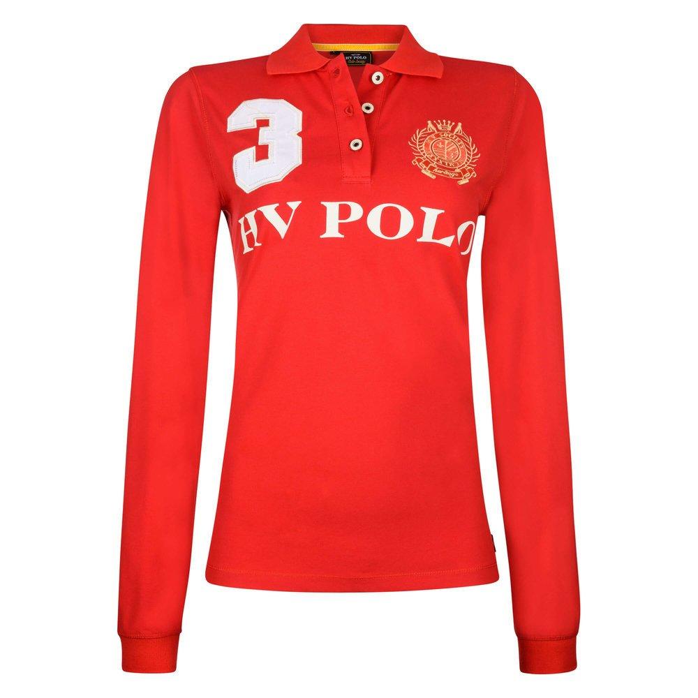 Poloshirt Favouritas Eques lange Ärmel Bild 6