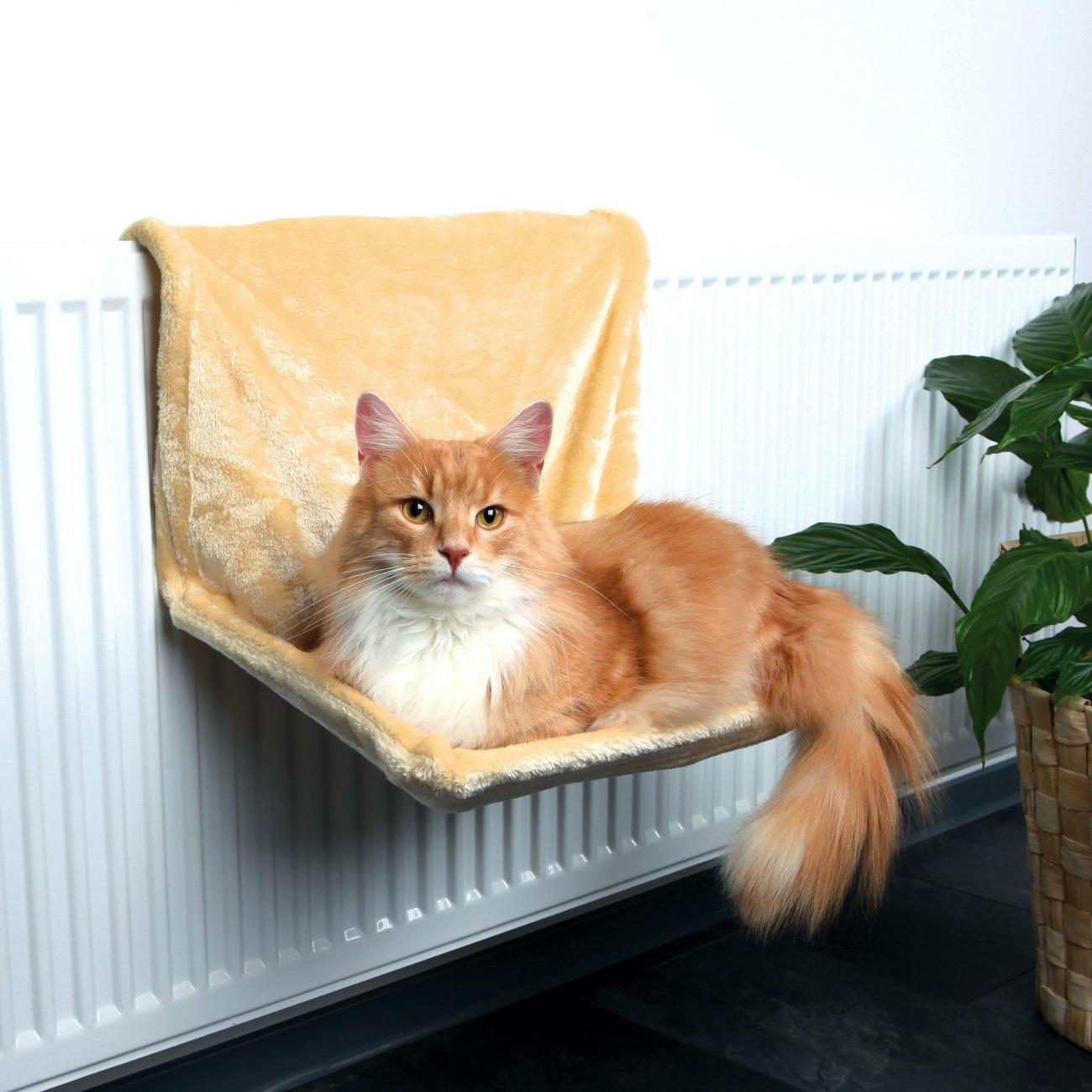 Katzen Liegemulde für Heizkörper Heizungsliege Bild 2
